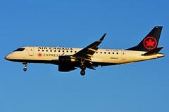 C-FEJD (Air Canada EXPRESS -  Sky Regional) (Steelhead 2010) Tags: aircanada aircanadaexpress skyregional embraer emb175 yul creg cfejd