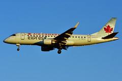 C-FEJY (Air Canada EXPRESS -  Sky Regional) (Steelhead 2010) Tags: aircanada aircanadaexpress skyregional embraer emb175 yul creg cfejy