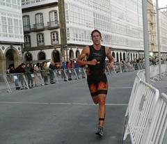 Campeonato España Triatlón Distancia Olímpica A Coruña team clavería 12