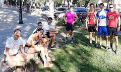 Campeonato España Triatlón Distancia Olímpica A Coruña team clavería 3