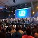 Bits & Pretzels - Volunteers auf der Bühne