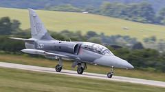 L-39CM Albatros (kamil_olszowy) Tags: aero vodochody l39 cm albatros 5251 siaf2019 sliač lzsl slovak air force jet trainer aircraft vzdušné síly slovenskej republiky