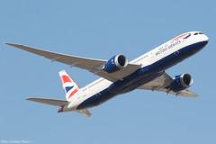 G-ZBKK (Baz Aviation Photo's) Tags: gzbkk boeing 7879 dreamliner british airways heathrow runway 09r ba281 los angeles lax baw ba egll lhr