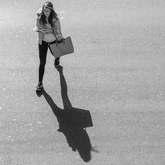 the city is yours (every pixel counts) Tags: 2019 berlin blackandwhite square eu charlottenburg capital europa bag iphone fon girl urban style city street shadow hearts autumn apple breitscheidplatz cellularphone blackwhite bw berlinalive bolsa bn celular daylight everypixelcounts day germany móvil mobiledevice mobile people rue smartphone woman