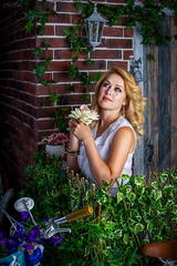 _MG_1716 (Mikhail Lukyanov) Tags: woman girl blonde beautiful cute pretty portrait
