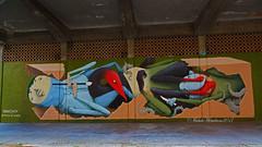 Un Pacco di Storie (Michele Monteleone) Tags: michelemonteleone45 2019 canon 5dmarkiii cielo streetart campobasso muro strada zed1 italia italy graffiti wall urbanart urban art street streetartcampobasso molise walls unpaccodistorie