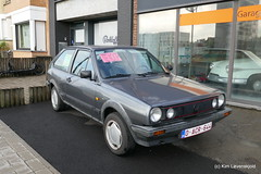 VW Polo Coupe (Kim-B10M) Tags: