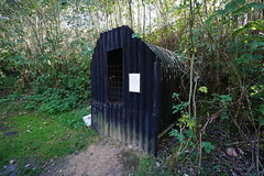 Anderson Shelter (not part of the original bunker complex) (IntrepidExplorer82) Tags: kelvedon hatch regional seat government nuclear bunker rotor bomb air raid underground essex