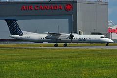 C-GLQC (Porter Airlines) (Steelhead 2010) Tags: porterairlines bombardier dhc8 dhc8q400 yul creg cglqc