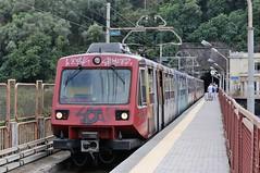 ERT-079-Seiano-Italy-23-9-2019 (D1021) Tags: ert079 emu metergauge seiano seianostation italy italianrailway d300 nikond300