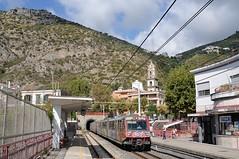 ERT-023-ERT-044-Meta-Italy-24-9-2019 (D1021) Tags: italy meta emu d300 italianrailway metergauge nikond300 ert023 metastation