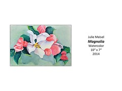 """Magnolia • <a style=""""font-size:0.8em;"""" href=""""http://www.flickr.com/photos/124378531@N04/48827682417/"""" target=""""_blank"""">View on Flickr</a>"""