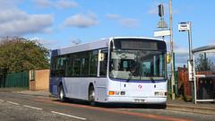 61611 SF51YBB First Glasgow (busmanscotland) Tags: 61611 sf51ybb first glasgow sf51 ybb volvo b10ble wright renown