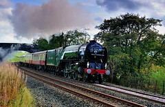 Tornado (images@twiston) Tags: tornado northbriton a1 peppercorn class 60163 gresley pacific 462 steam locomotive engine green mainline ribblesdale yorkshire train railway rail settle carlisle northyorkshire helwith bridge dales imagestwiston national park