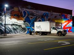 P9300721 (elsuperbob) Tags: detroit michigan easternmarket emptystreets emptyspaces nightscenes murals muralsinthemarket art