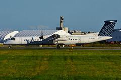 C-GLQH (Porter Airlines) (Steelhead 2010) Tags: porterairlines bombardier dhc8 dhc8q400 yul creg cglqh