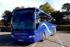 Photo of BF15 XPU Mercedes-Benz Tourismo C46Ft - Shearings Holidays Ltd. Wigan, Lancashire.
