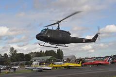 UH-1 Iroquois G-HUEY MX Jets (Richard.Crockett 64) Tags: bell helicopter iroquois uh1 ghuey chopper essex airfield usarmy unitedstatesarmy 2019 northweald mxjets jetfest19