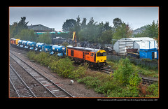 RHTT re-commences with DRS operated HNRC class 20s in charge at Woodburn Junction - 4037 (Views in Camera) Tags: woodburnjunction gbrf greatbritainrailfreight class66 shed 66760 davidgordonharris 6m83 tinsleyyardgbrftobardonhillgbrf jgabogieaggregatehopper freightliner class70 70007 020z hopeearlessidingsviasheffieldtototoncentre driverroutelearning drs directrailservices electrodiesellocomotive hnrc harryneedlerailwaycompany class20 20314 d8117 20311 d8102 the20fiftyclass 3s13 sheffieldviagainsboroughcentraltowoodburnjunction exd8102 exd8117 3s14 woodburnjunctionviarotherhamcentralmoorthorpetohull 3s15 hullviamasbroughcanklowlooptoyorkthralleuropa leafbuster railheadtreatmenttrain sanditeunits feabrhttatankwagons eastmidlandrailway class222 meridian 222010 5c42 emptycoachingstock sheffieldplatform5viawoodburnjntosheffieldplatform8 attercliffestation woodburnjunctionsignalbox darnallflyover southyorkshiremetals williamgsearchsheffieldltd portabletoiletsuppliers williamcookcastproducts morrismetalmerchants liebherr924litronic brownbayleysteelworks signals0154 signalw0214 signalw0212 signalw0217 signalw0218 signalw0213 signalw0215