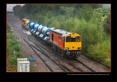 RHTT re-commences with DRS operated HNRC class 20s in charge at Woodburn Junction - 4018 (Views in Camera) Tags: woodburnjunction gbrf greatbritainrailfreight class66 shed 66760 davidgordonharris 6m83 tinsleyyardgbrftobardonhillgbrf jgabogieaggregatehopper freightliner class70 70007 020z hopeearlessidingsviasheffieldtototoncentre driverroutelearning drs directrailservices electrodiesellocomotive hnrc harryneedlerailwaycompany class20 20314 d8117 20311 d8102 the20fiftyclass 3s13 sheffieldviagainsboroughcentraltowoodburnjunction exd8102 exd8117 3s14 woodburnjunctionviarotherhamcentralmoorthorpetohull 3s15 hullviamasbroughcanklowlooptoyorkthralleuropa leafbuster railheadtreatmenttrain sanditeunits feabrhttatankwagons eastmidlandrailway class222 meridian 222010 5c42 emptycoachingstock sheffieldplatform5viawoodburnjntosheffieldplatform8 attercliffestation woodburnjunctionsignalbox darnallflyover southyorkshiremetals williamgsearchsheffieldltd portabletoiletsuppliers williamcookcastproducts morrismetalmerchants liebherr924litronic brownbayleysteelworks signals0154 signalw0214 signalw0212 signalw0217 signalw0218 signalw0213 signalw0215