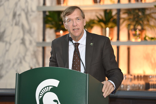President's Donor Welcome Event in Detroit, September 2019