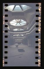 img248 (Rachel Semanski - RayRayProPhoto) Tags: film 35mm analog photography sprocket rocket sprockets panorama abandoned deadmall dead mall northridge