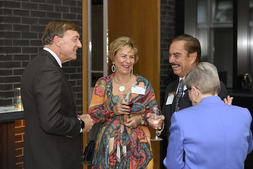 President's Donor Welcome in Detroit, September 2019
