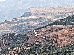 The High Atlas Mountains (neilalderney123) Tags: morocco northafrica atlas landscape mountains road travel olympus photography mywork myphoto