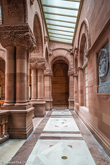 Inside the New York State Capitol Building (Samantha Decker) Tags: samsungnx1100 upstate capitol newyork samsungnx16mmf24 albany samanthadecker mirrorless ny