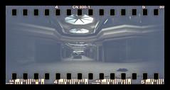 img247 (Rachel Semanski - RayRayProPhoto) Tags: film 35mm analog photography sprocket rocket sprockets panorama abandoned deadmall dead mall northridge