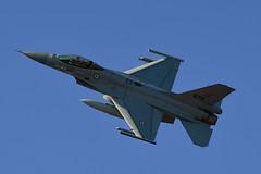 Royal Norwegian Air Force General Dynamics F-16AM Fighting Falcon 675 (EK056) Tags: royal norwegian air force general dynamics f16am fighting falcon 675 kleine brogel base ebbl
