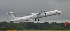 Eurowings D-ABQO (jamesEGGD) Tags: eurowings dabqo bombardier dash8 dhc8 q400 man