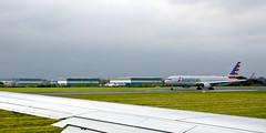 dublin airport (JimmyPierce) Tags: dublin dublinairport airport fromtheplane