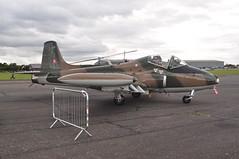 Strikemaster Mk.80A G-RSAF MWMAS Leasing Ltd (Richard.Crockett 64) Tags: bac britishaircraftcorporation strickemaster mk80 jet grsaf oman mwmasleasingltd jetfest19 northweald airfield essex 2019