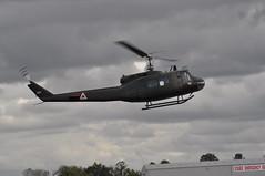 UH-1 Iroquois G-HUEY MX Jets (Richard.Crockett 64) Tags: bell chopper helicopter iroquois uh1 ghuey usarmy unitedstatesarmy mxjets essex airfield northweald jetfest19 2019