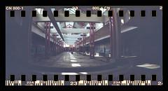img255 (Rachel Semanski - RayRayProPhoto) Tags: film 35mm analog photography sprocket rocket sprockets panorama abandoned deadmall dead mall northridge