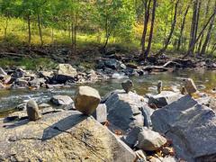 River Rock Art (annette.allor) Tags: