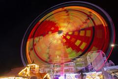 Eye of Sauron (Chris Galvin Photography) Tags: eyeofsauron lordoftherings lighttrails longexposure fairground funfair