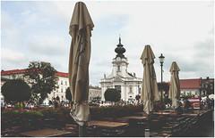 399-PLAZA CENTRAL DE WADOWICE - POLONIA -H- (--MARCO POLO--) Tags: pueblos templos iglesias hdr basílicas arquitectura edificios