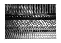 la Véranda est une machine vivante (Armin Fuchs) Tags: arminfuchs nomansland lavéranda véranda light shadows stripes blinds diagonal anonymousvisitor thomaslistl wolfiwolf jazzinbaggies