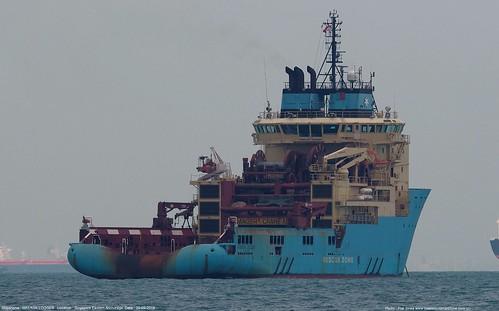 maersk logger@piet sinke 29-09-2019