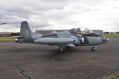 Strikemaster Mk.82A G-SOAF Strikemaster Flying Club (Richard.Crockett 64) Tags: bac britishaircraftcorporation strikemaster mk82 jet gsoaf oman strickemasterflyingclub jetfest19 northweald airfield essex 2019