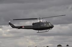 UH-1 Iroquois G-HUEY MX Jets (Richard.Crockett 64) Tags: bell iroquois uh1 ghuey chopper helicopter essex airfield usarmy unitedstatesarmy 2019 northweald mxjets jetfest19