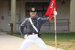 0Y4A1763 (Sr.Martin.) Tags: vmi parade military uniform reunion weekend 2003 2008 2013 music band virginia institute