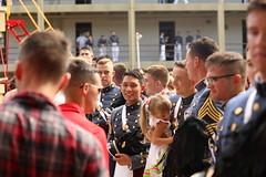 0Y4A1808 (Sr.Martin.) Tags: vmi parade military uniform reunion weekend 2003 2008 2013 music band virginia institute