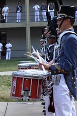 0Y4A1835 (Sr.Martin.) Tags: vmi parade military uniform reunion weekend 2003 2008 2013 music band virginia institute