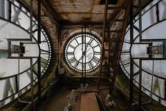 clock tower (Mycophagia) Tags: