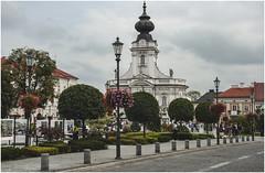 398-IGLESIA DE WADOWICE - POLONIA (--MARCO POLO--) Tags: pueblos templos iglesias hdr basílicas arquitectura edificios