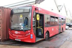 761 YX13AHK Metrobus (EHBusman1958) Tags: 761 yx13ahk metrobus
