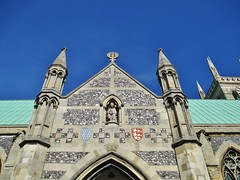 Minster Church of St Nicholas, Great Yarmouth, Norfolk, England. (vagrantpunk) Tags: aaaa greatyarmouth